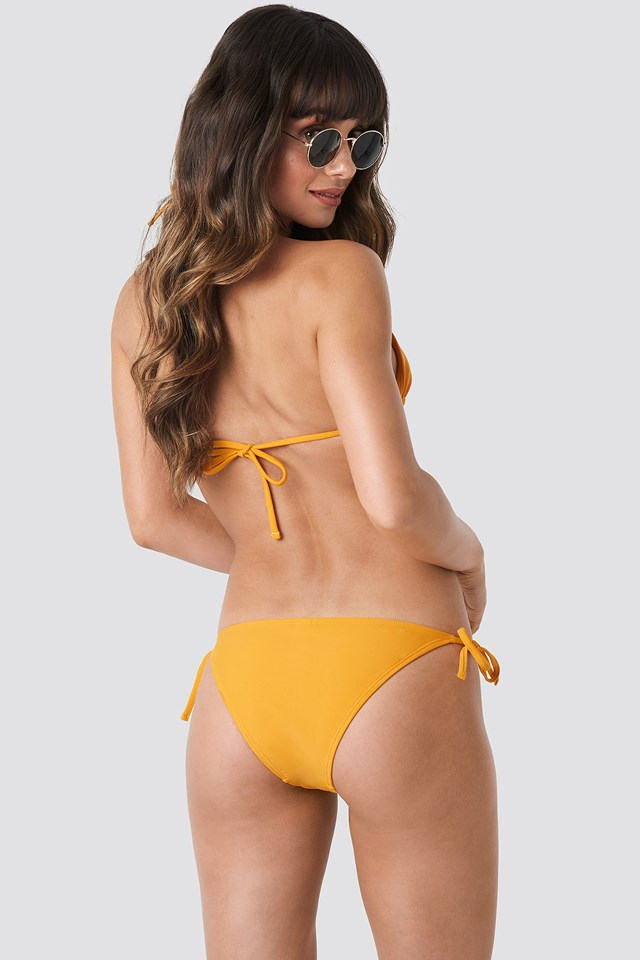 Triangle Bikini Top Citrus