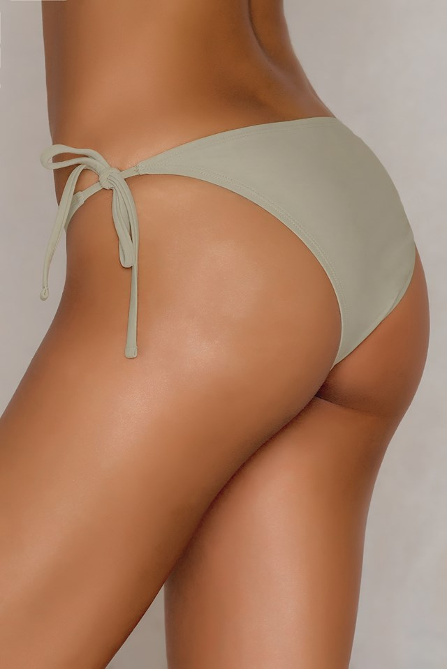 Triangle Panty Dusty Light Green