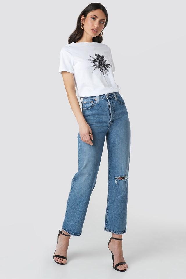Tropic T-shirt NA-KD.COM