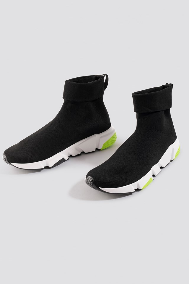 Turbo Sneaker Black