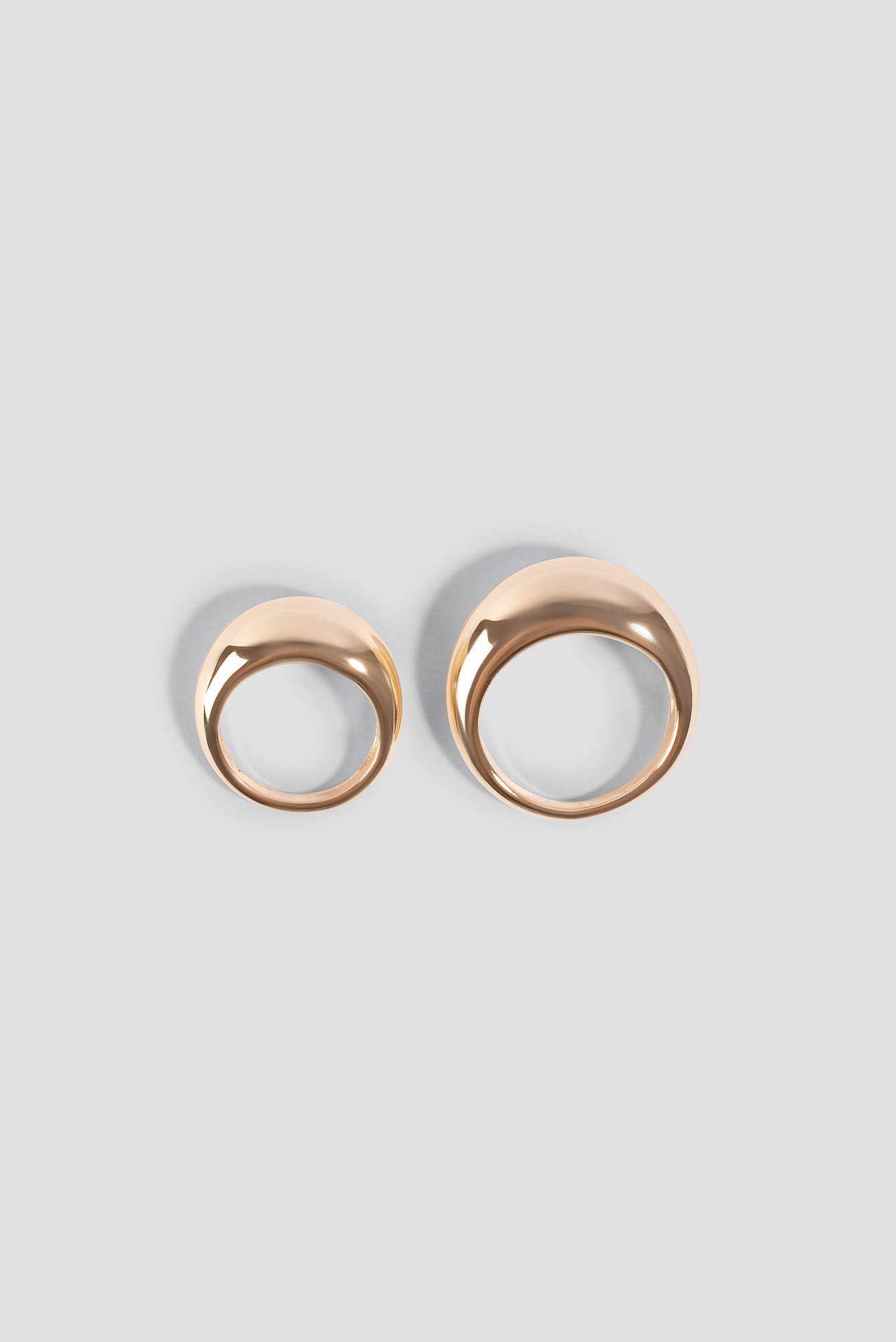 Two Asymmetric Rings NA-KD.COM