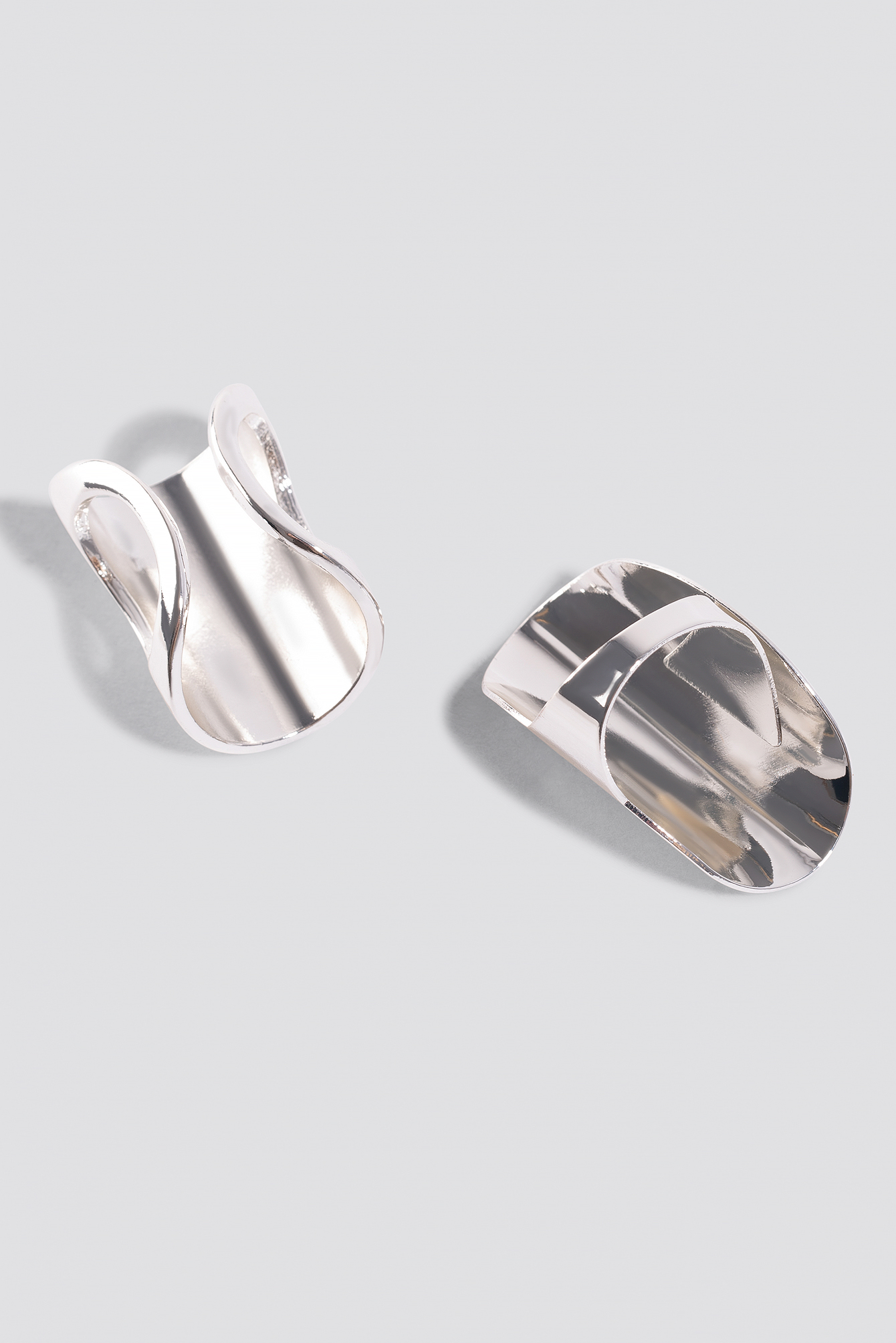 Two Oversized Rings NA-KD.COM