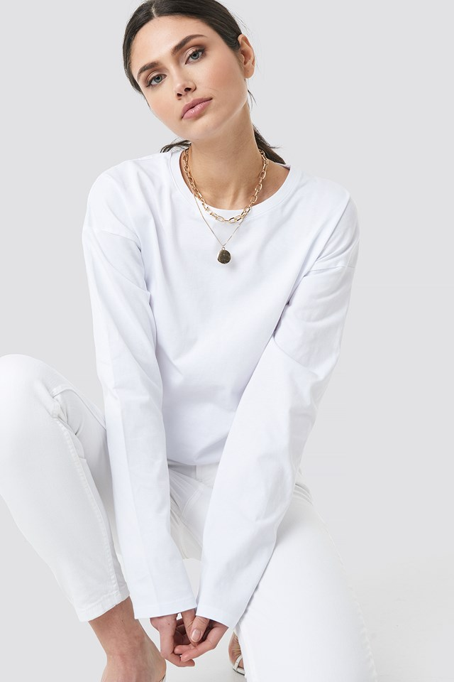 Unisex Long Sleeve Top NA-KD Basic