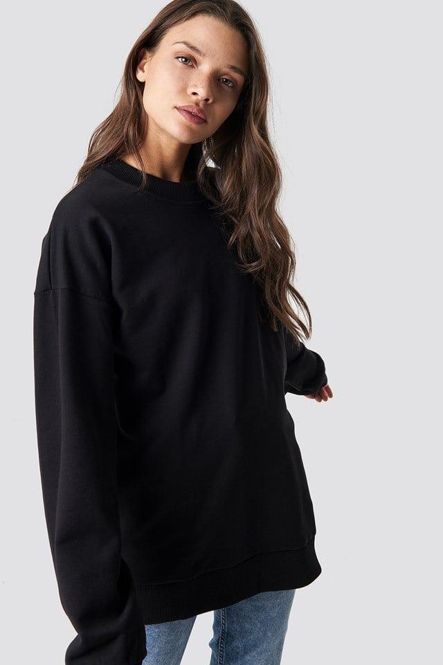 Unisex Sweatshirt Black
