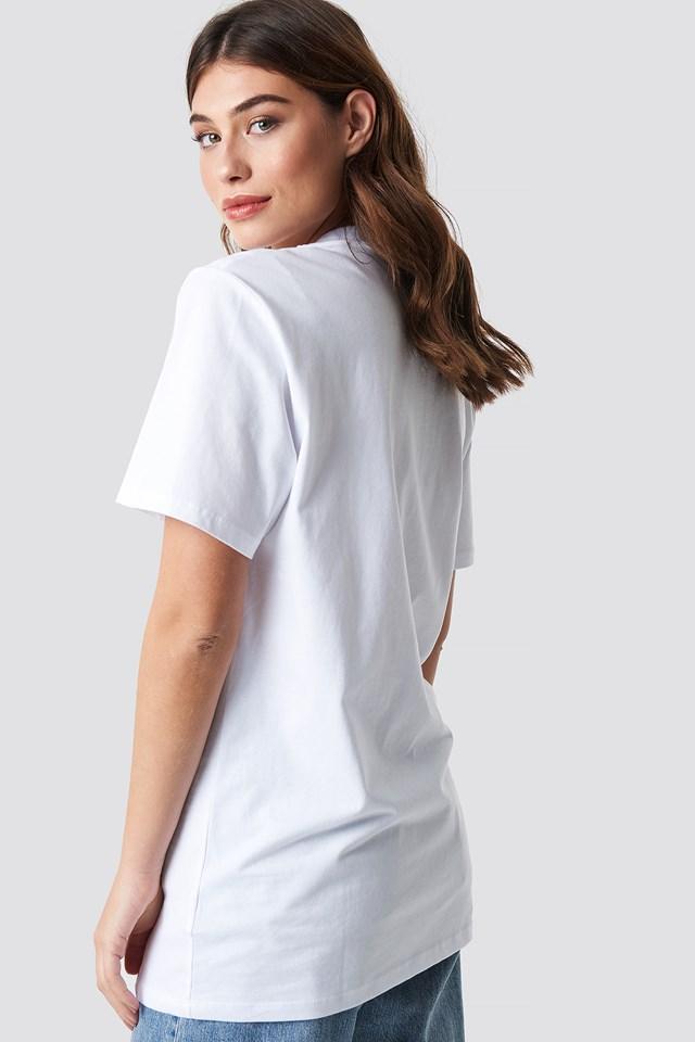 Unisex Tee White