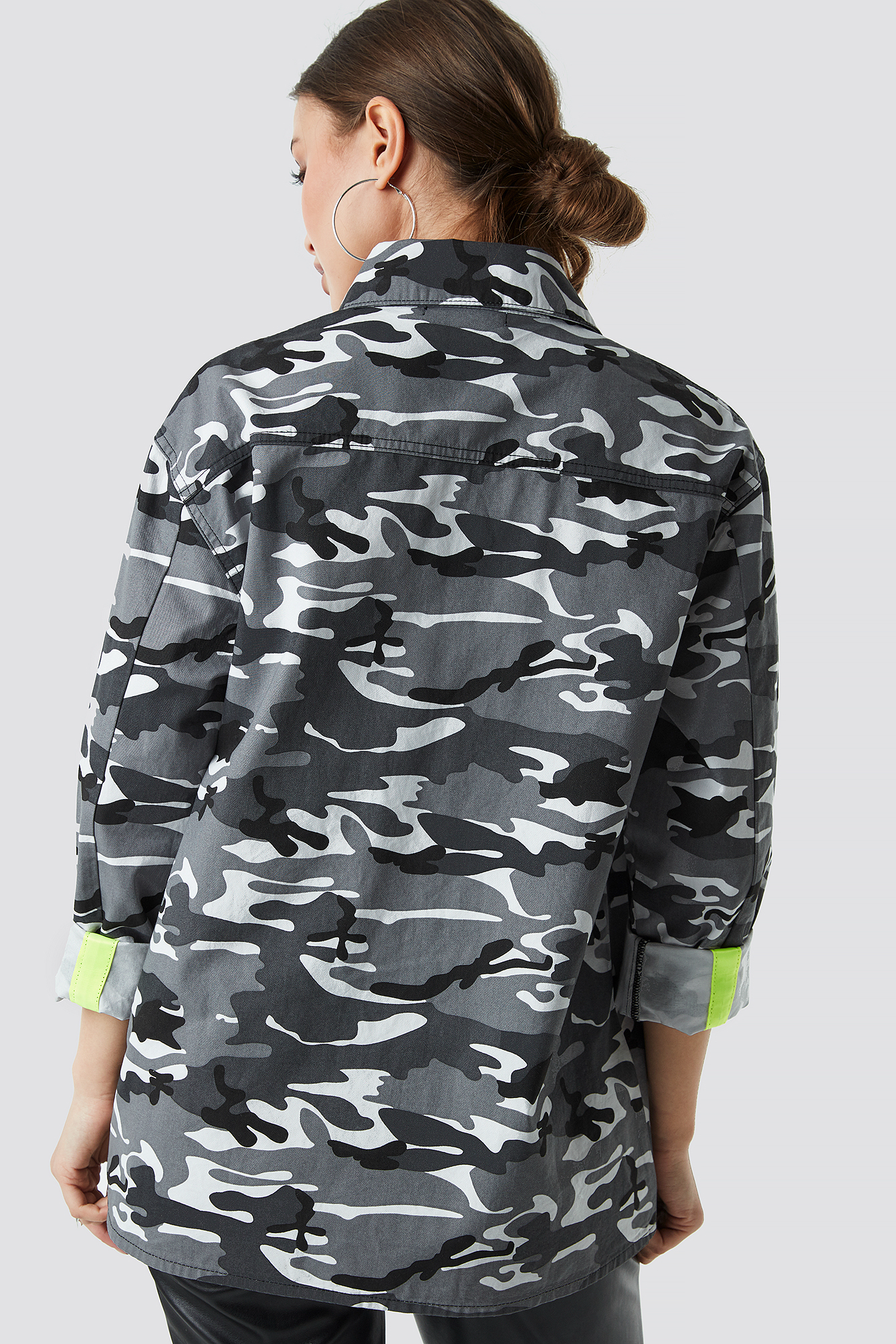 Utility Pocket Shirt NA-KD.COM