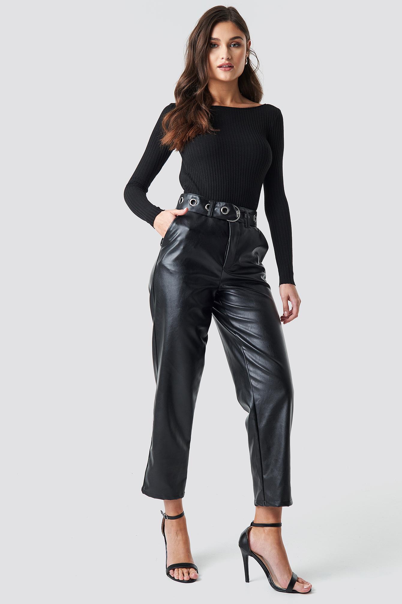 V Back Bodysuit NA-KD.COM