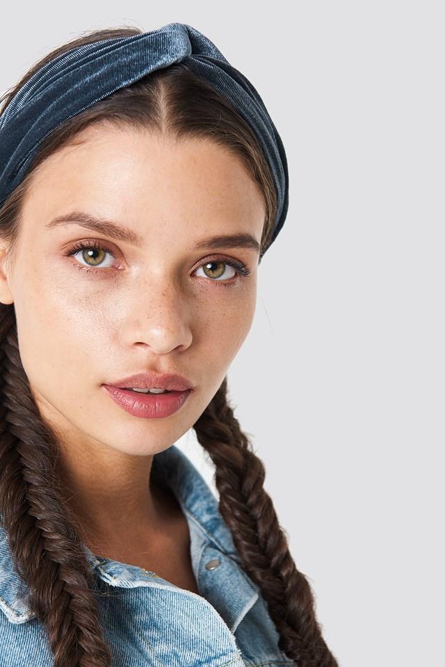 Velvet Hairband NA-KD.COM
