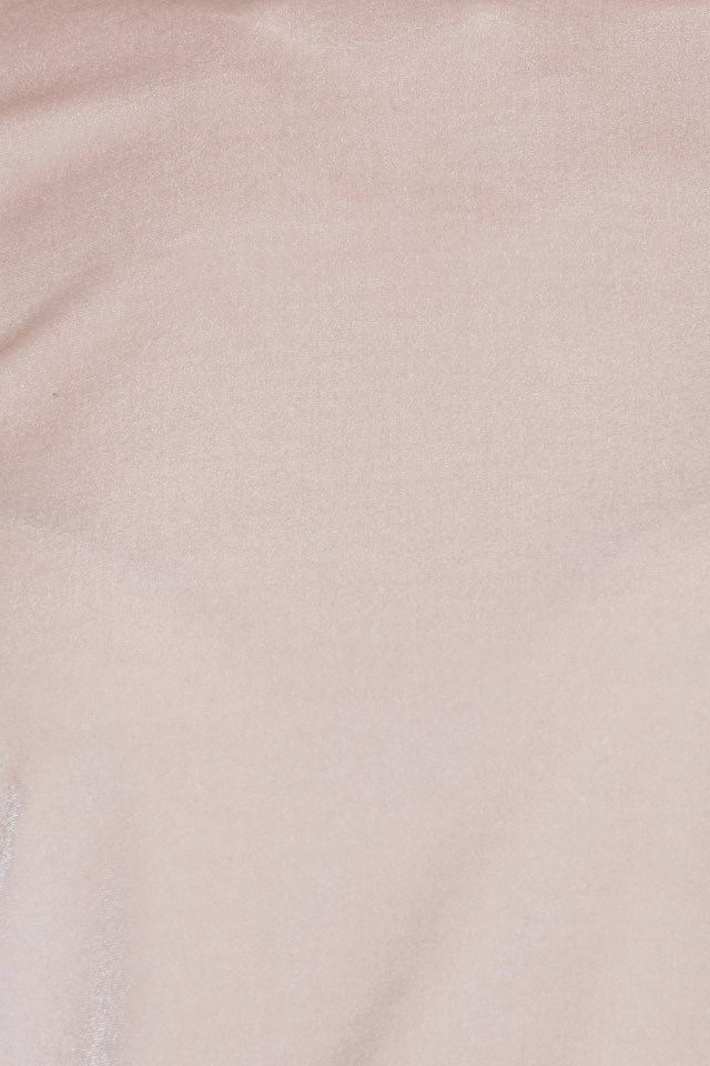 Velvet High Neck Tee Light Pink