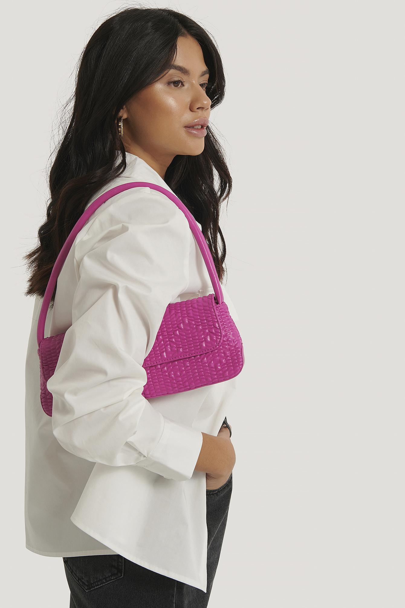 na-kd accessories -  Umhängetasche - Pink