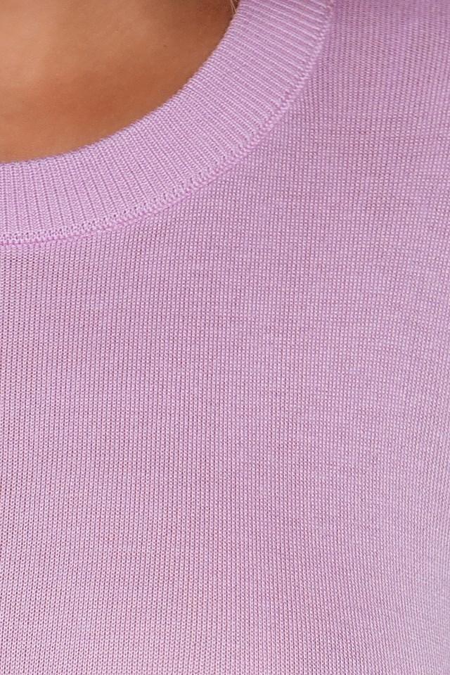 Weekday Knitted Sweater Light Purple
