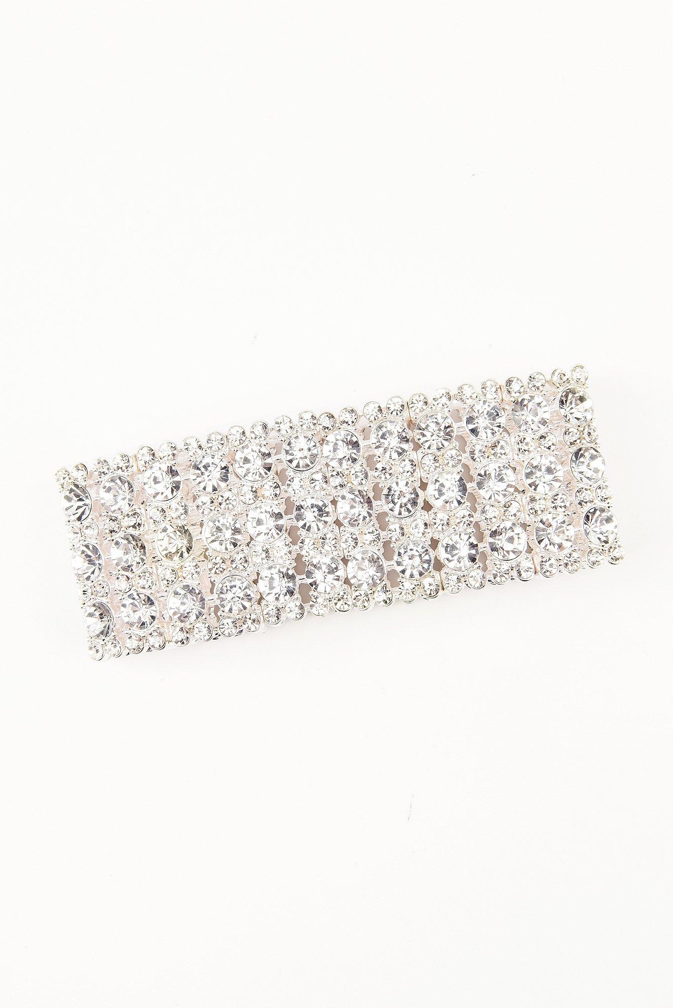 Wide Diamond Anklet NA-KD.COM