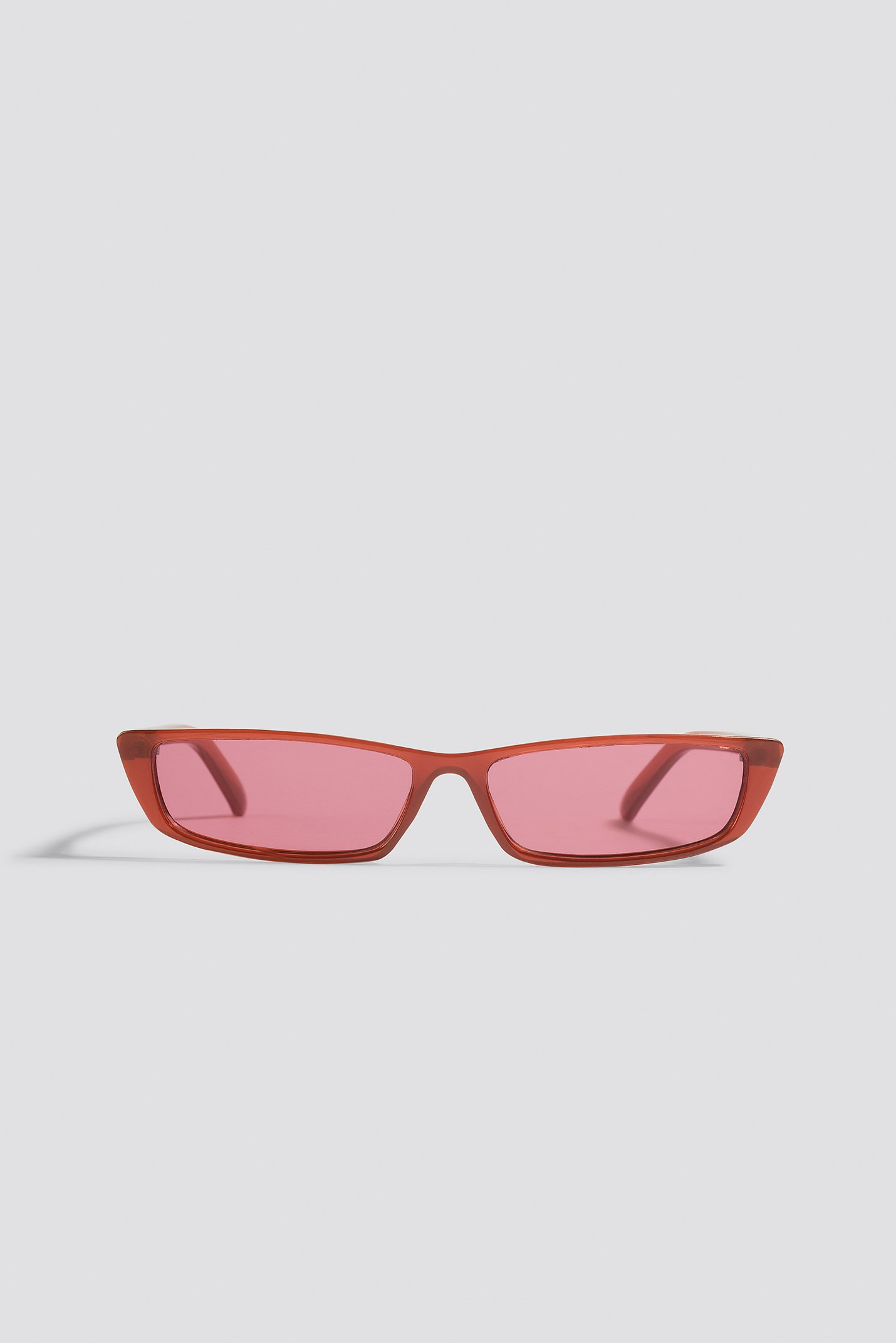 Wide Rectangle Sunglasses NA-KD.COM