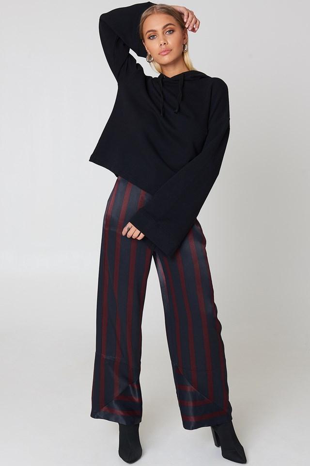 Wide Sleeve Hoodie NA-KD.COM