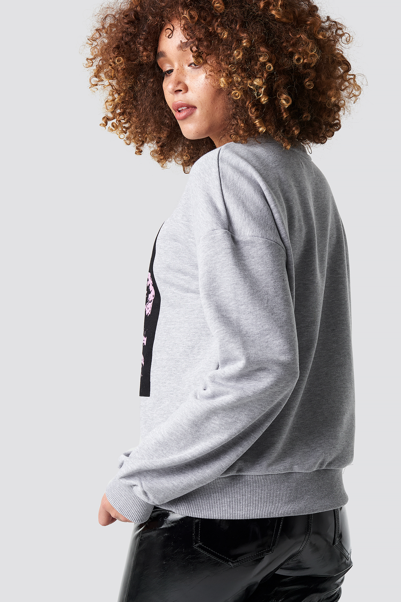 Women Only Oversized Sweatshirt NA-KD.COM