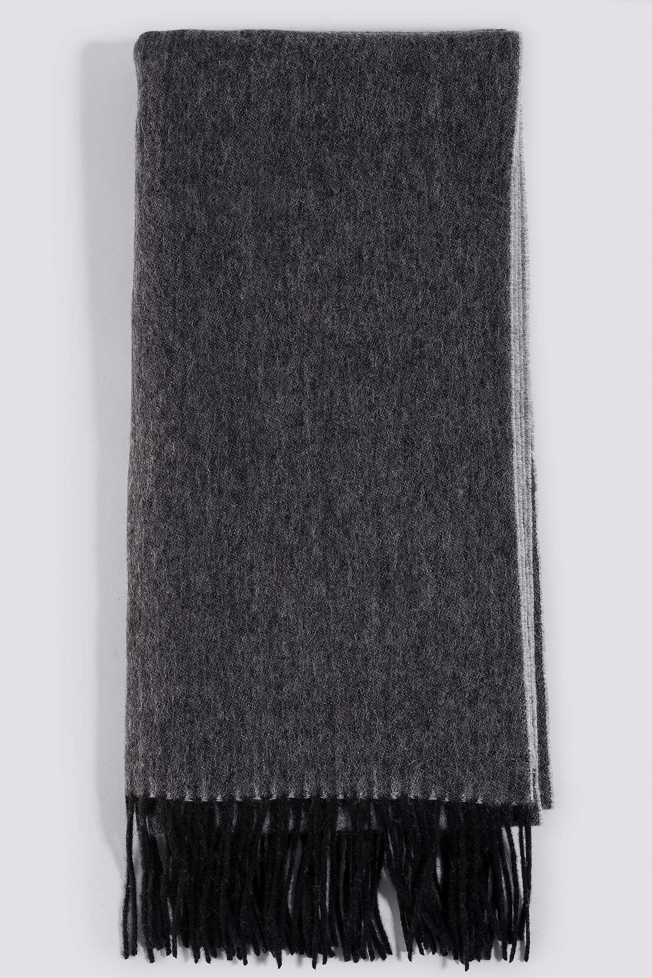 Wool Logo Scarf NA-KD.COM