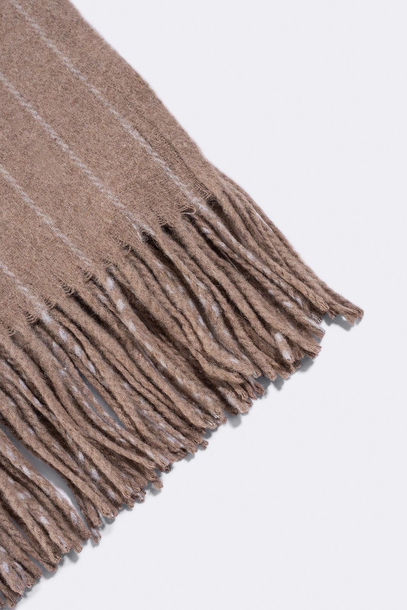 Woven Pinstripe Scarf NA-KD.COM