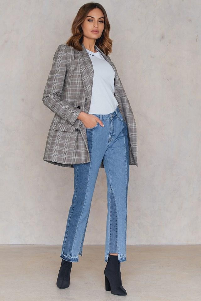 Xeniaoverdose Jeans Mid Blue