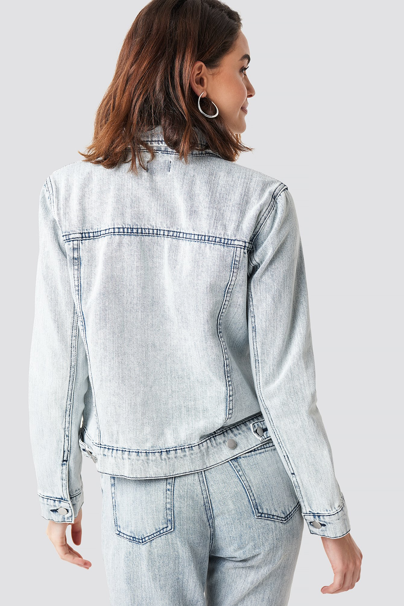 Maddy Denim Jacket NA-KD.COM