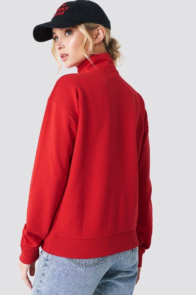 Zipper Sweatshirt NA-KD.COM