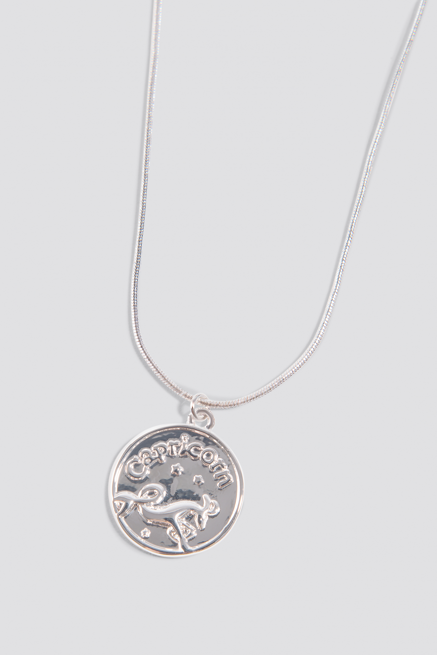 Zodiac Capricorn Necklace NA-KD.COM