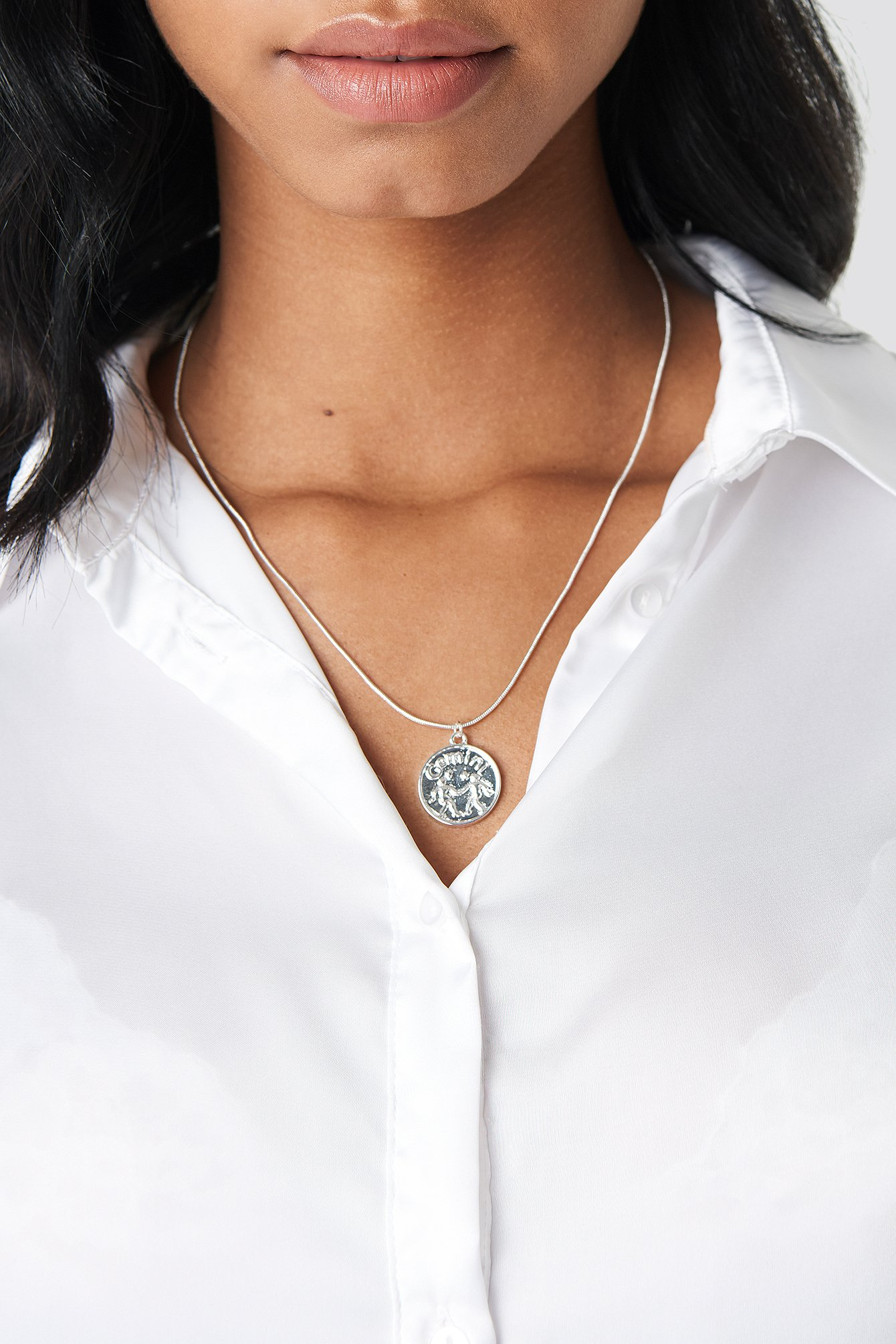 Zodiac Gemini Necklace NA-KD.COM