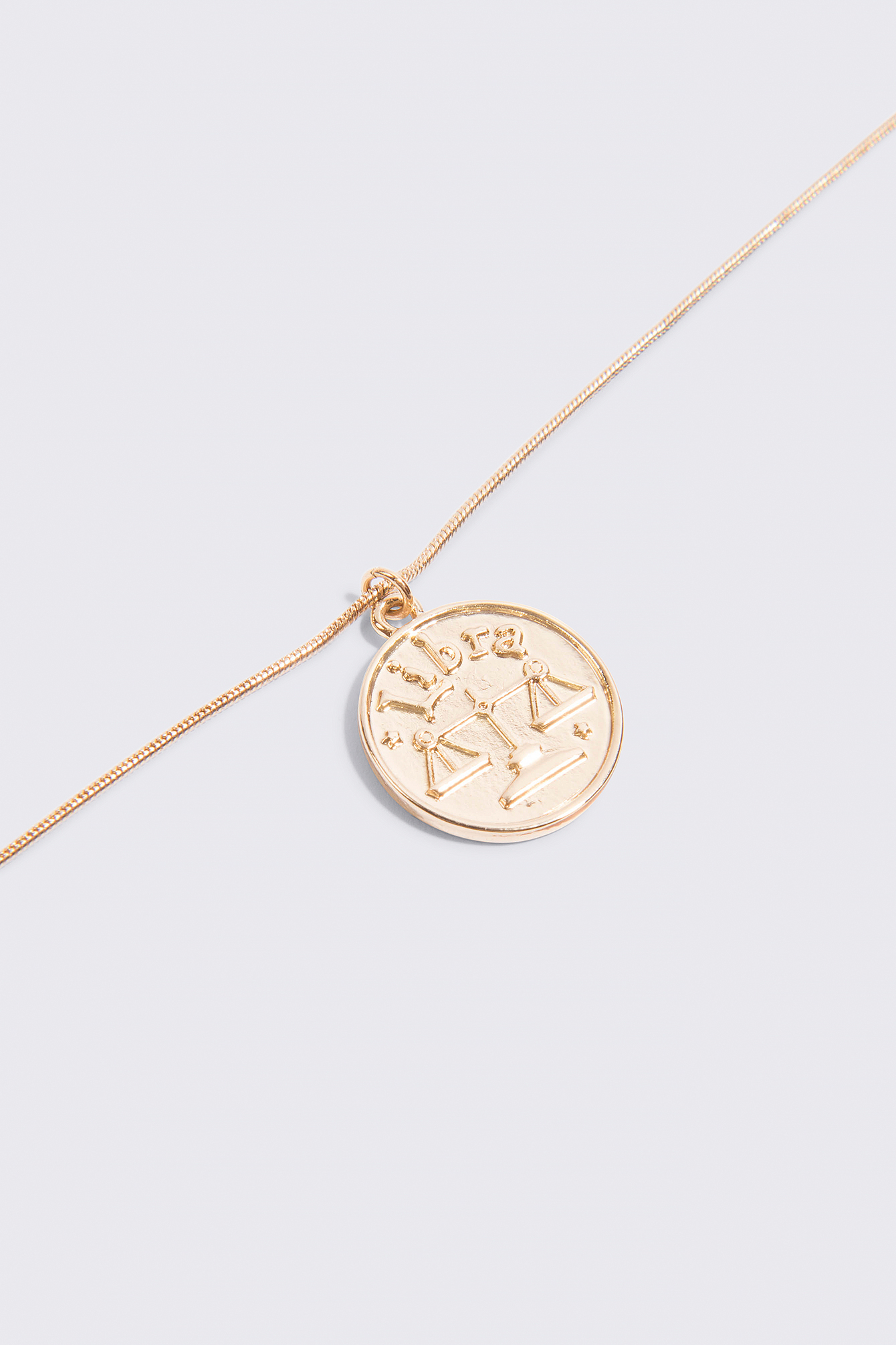 Zodiac Libra Necklace NA-KD.COM