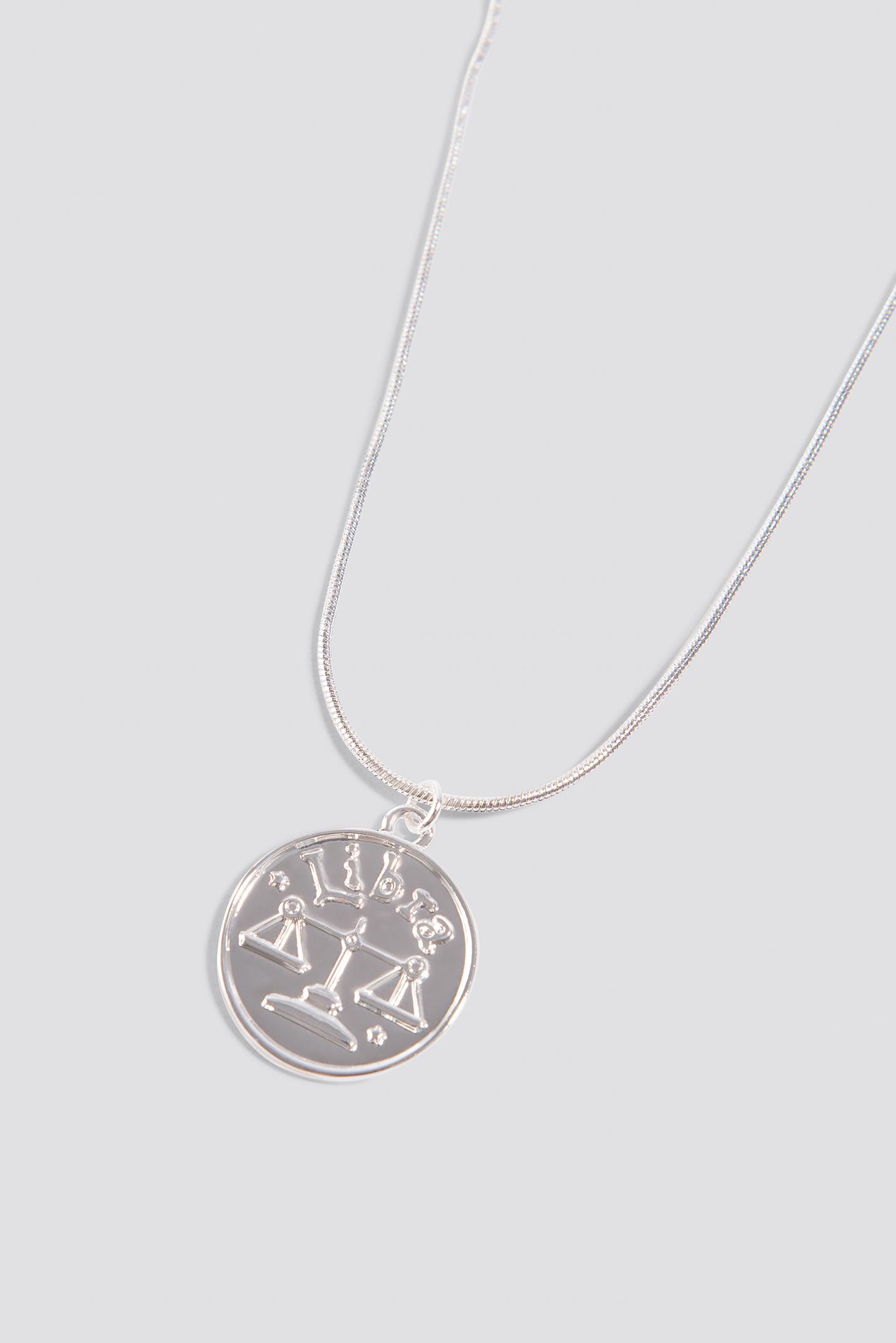 Zodiac Libra Necklace NA-KD.COM
