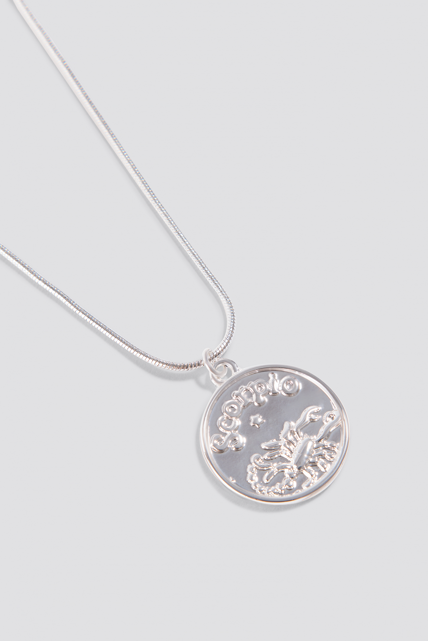 Zodiac Scorpio Necklace NA-KD.COM