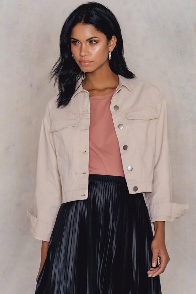 Aura Jacket Oatmeal