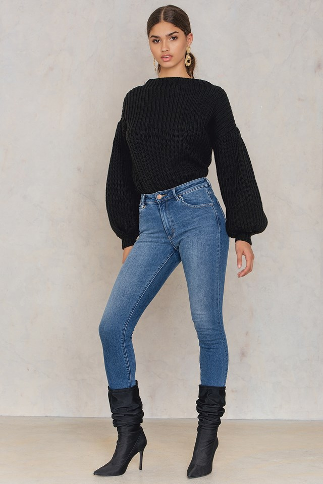 Smith Chelsea Jeans NA-KD.COM