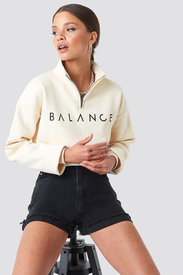 Balance Zip Up NA-KD.COM