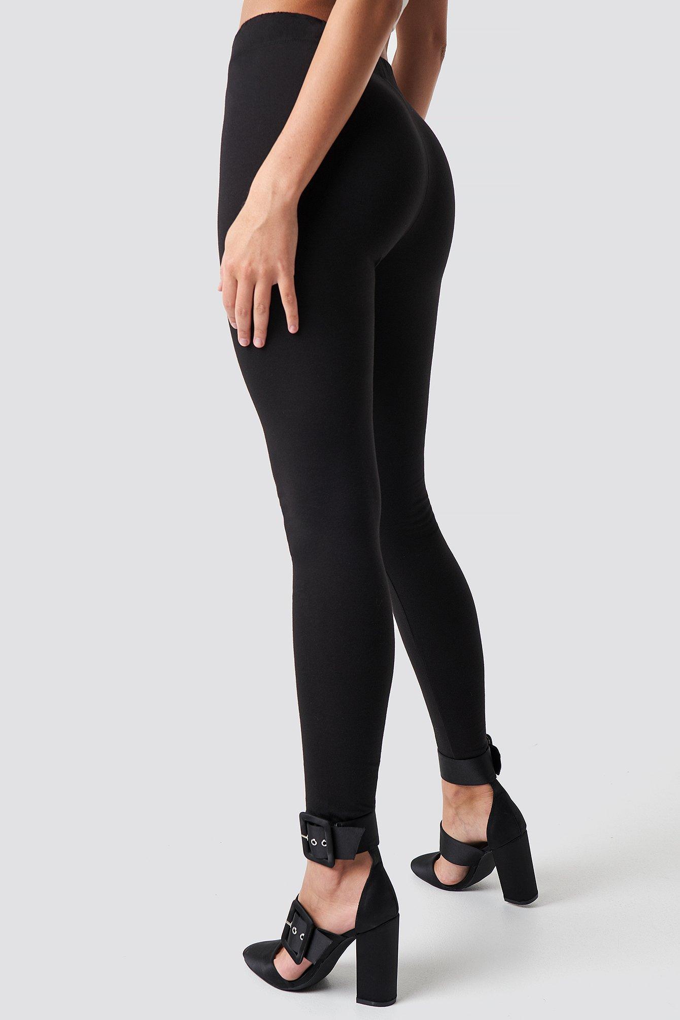 Jersey Leggings NA-KD.COM