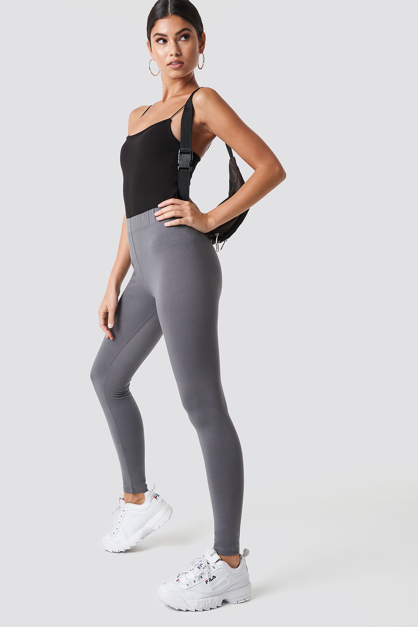 Jersey Leggings NA-KD.COM