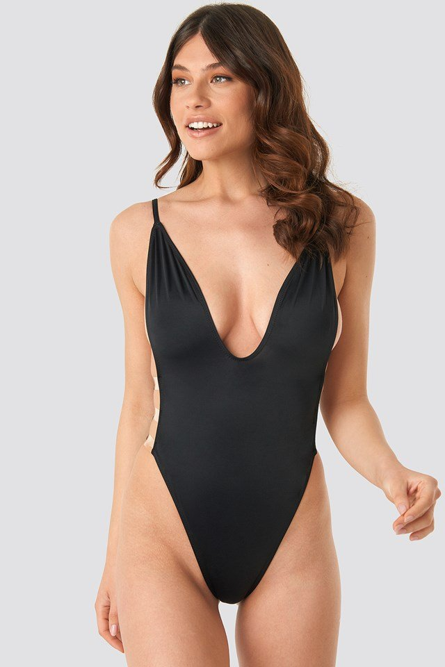 Oahu Swimsuit Black Caviar