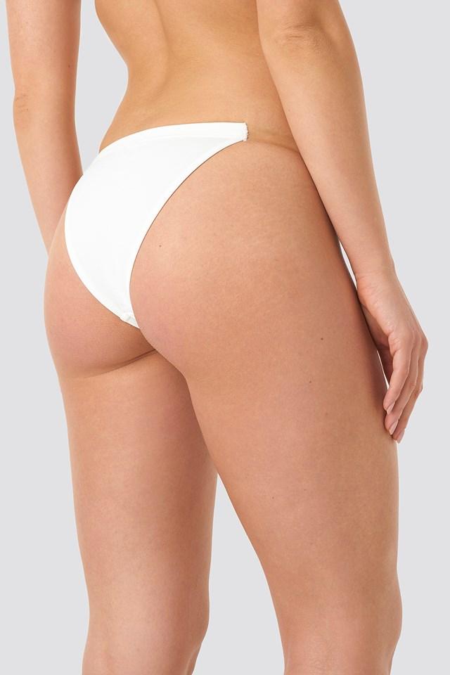 Tahiti Bikini Bottom White