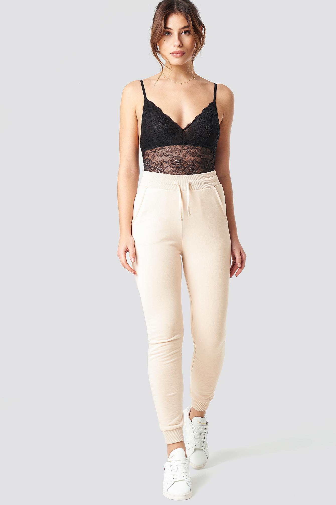 Lace Bodysuit NA-KD.COM