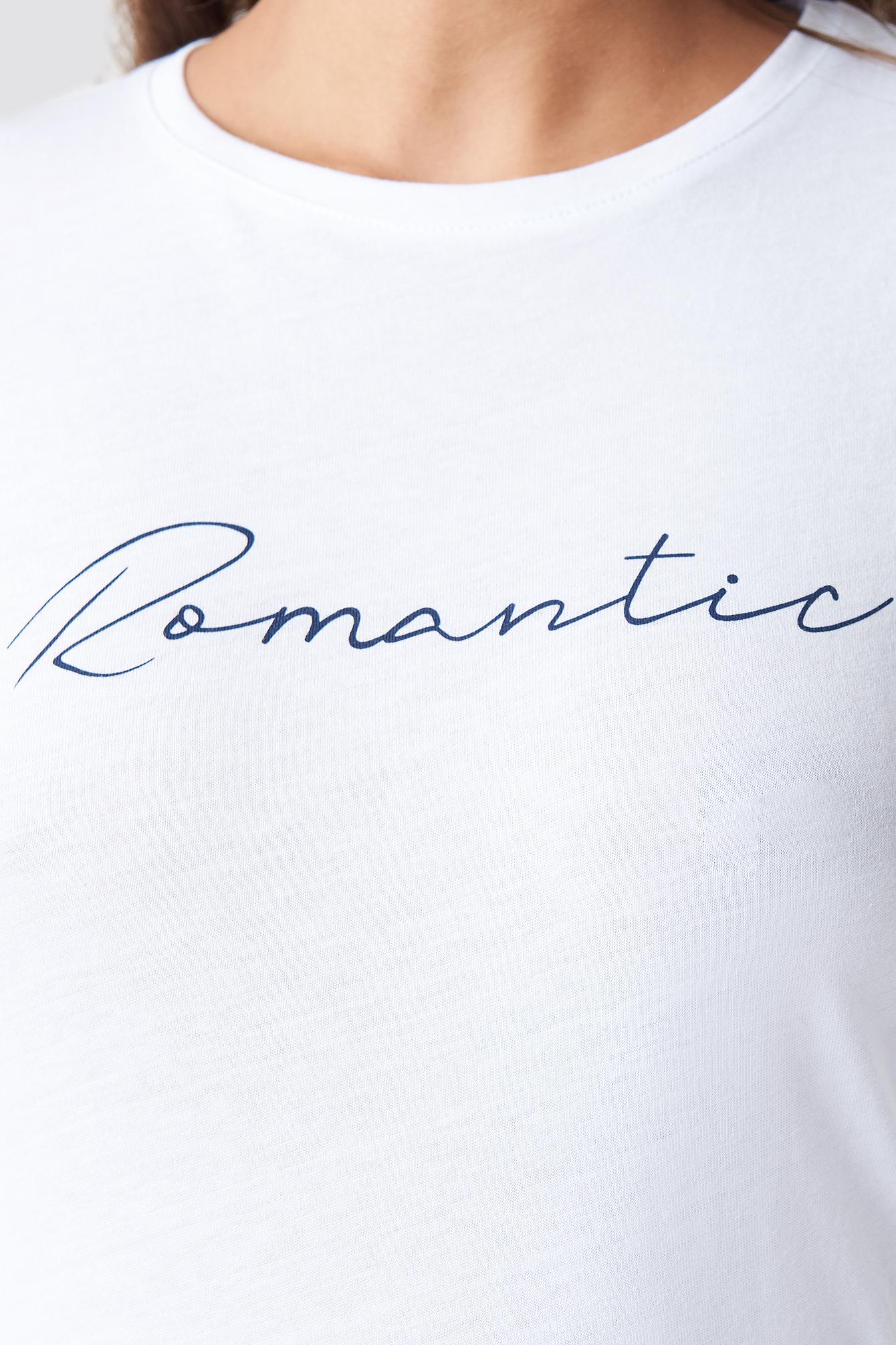 Romantic Basic Tee NA-KD.COM