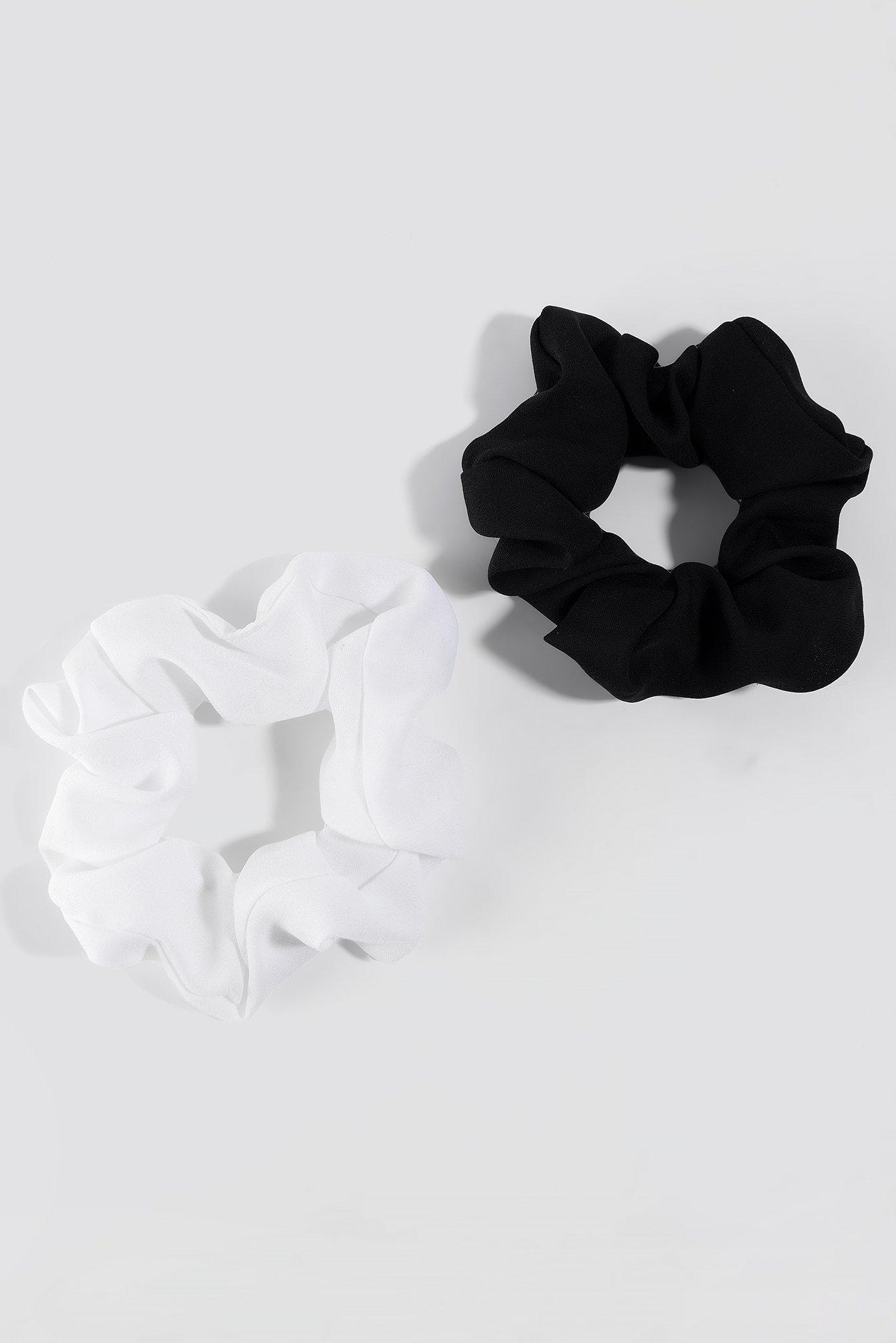 2-pack Scrunchie Set NA-KD.COM