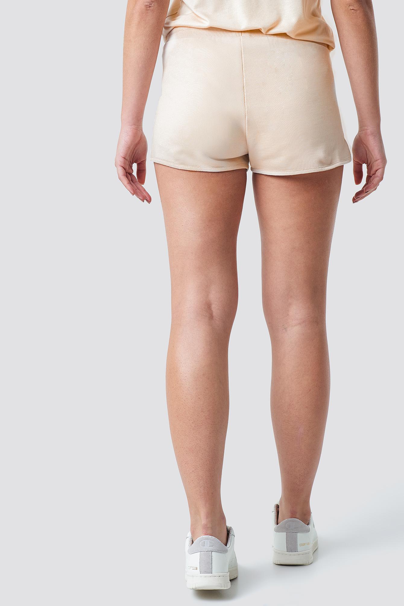 Soft Sweater Shorts NA-KD.COM