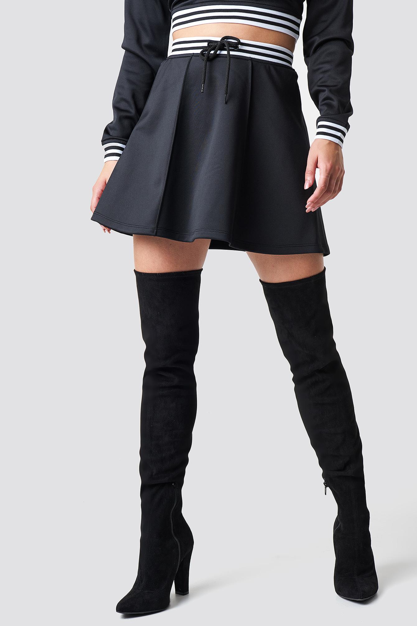 Track Skirt NA-KD.COM