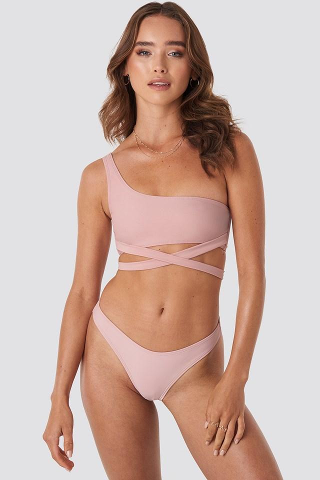 Basic Bikini Bottom Pink
