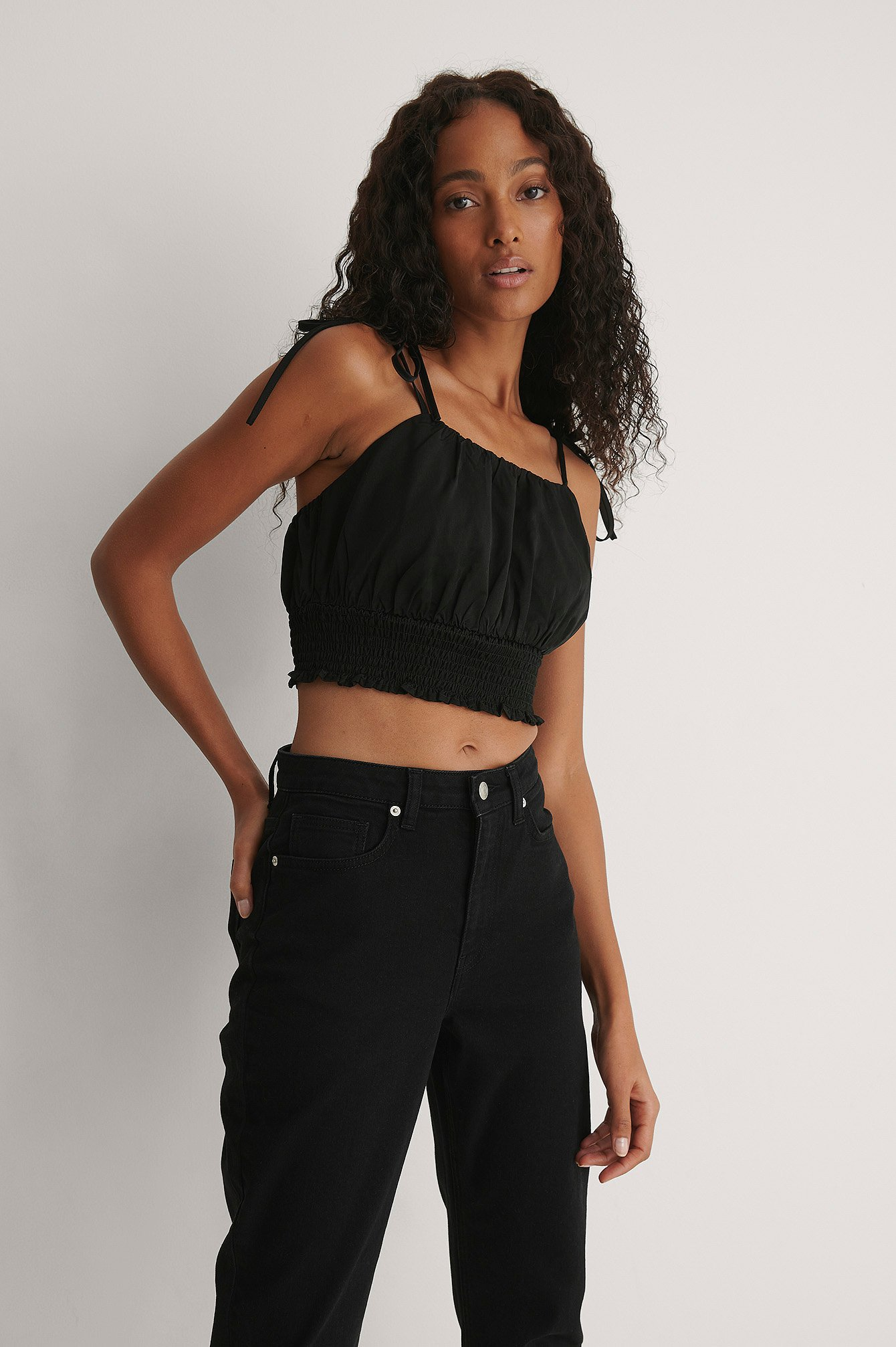 Black Rynket Top