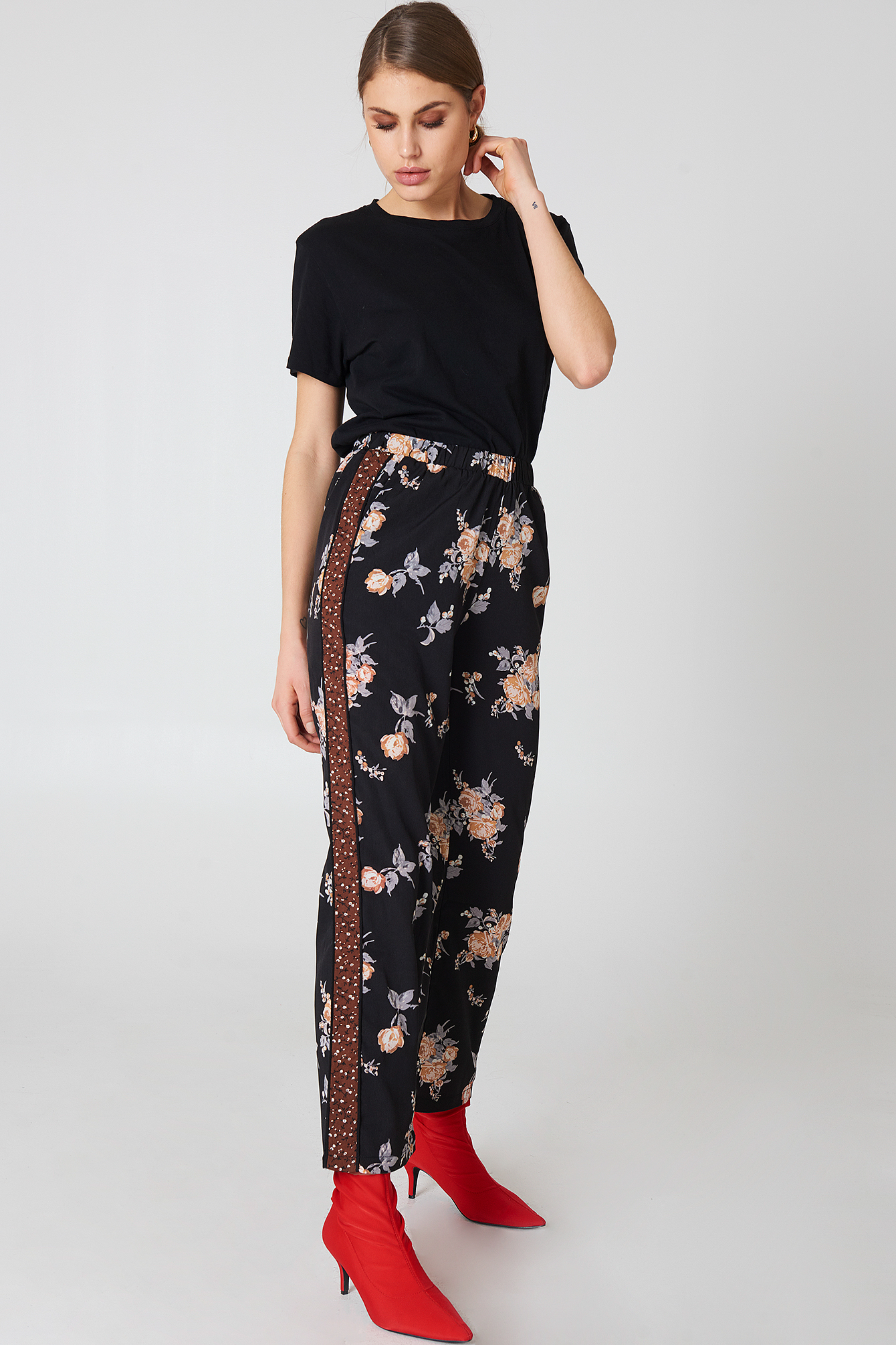 Small Flower Pant NA-KD.COM