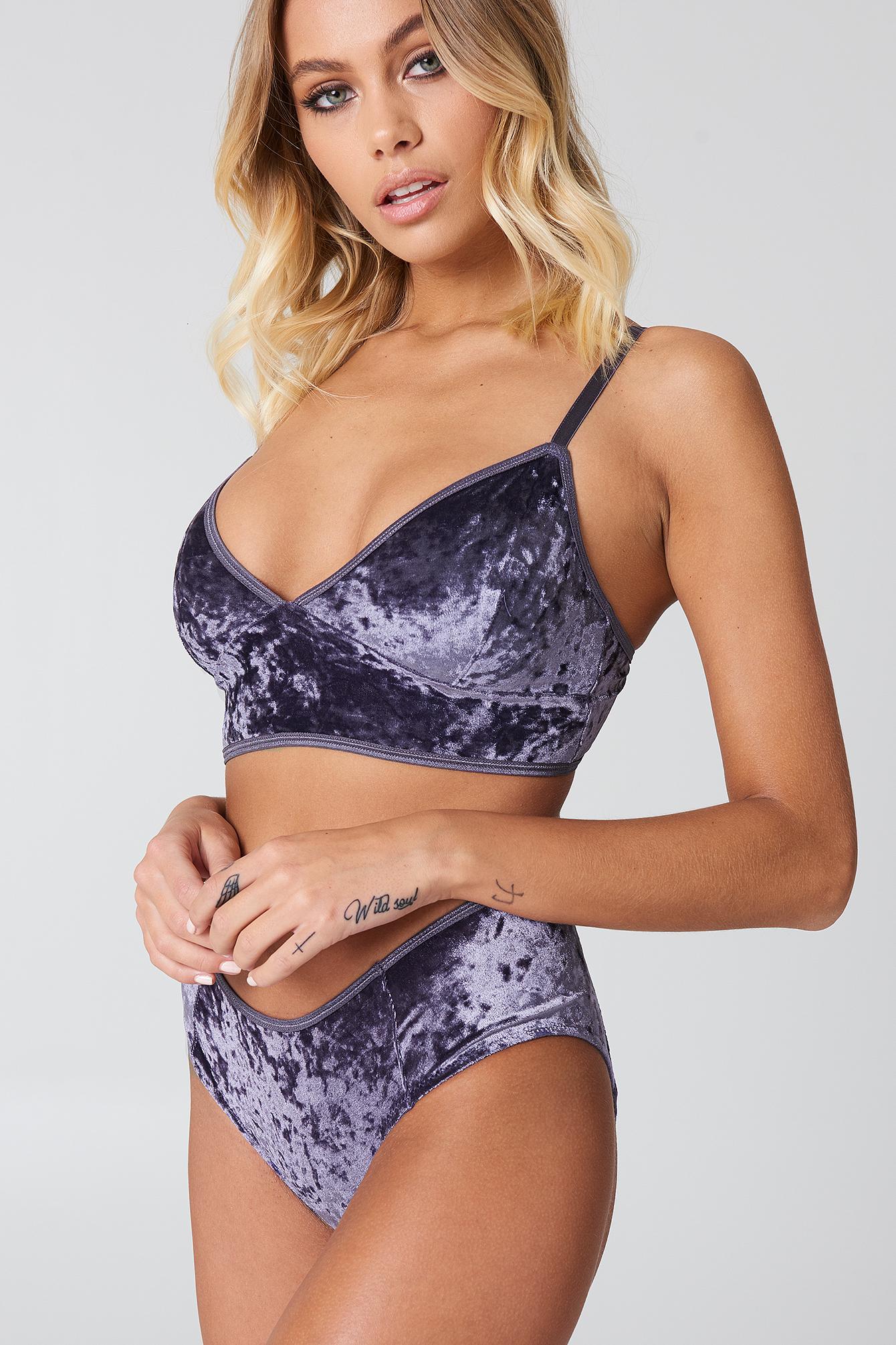 Velvet Panties NA-KD.COM