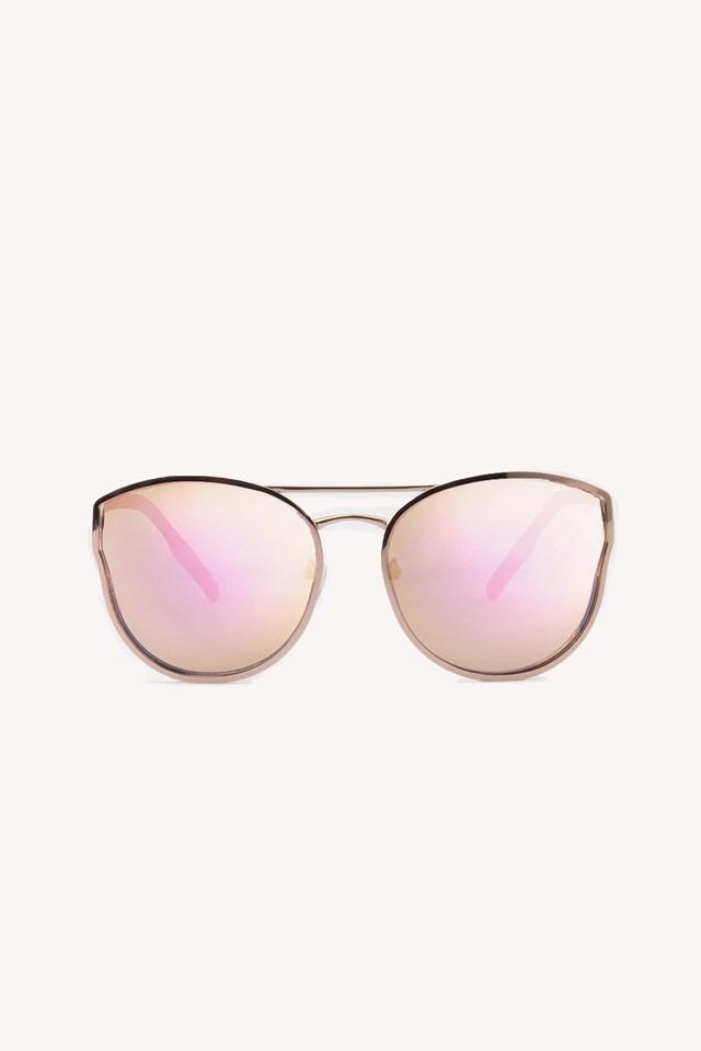 Cherry Bomb Rose Gold/Pink Mirror