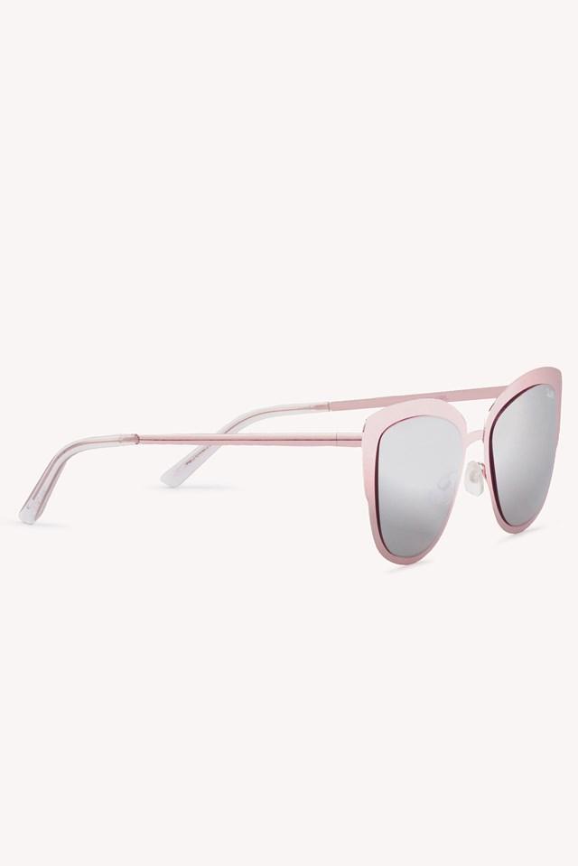 Super Girl Pink/Silver Mirror
