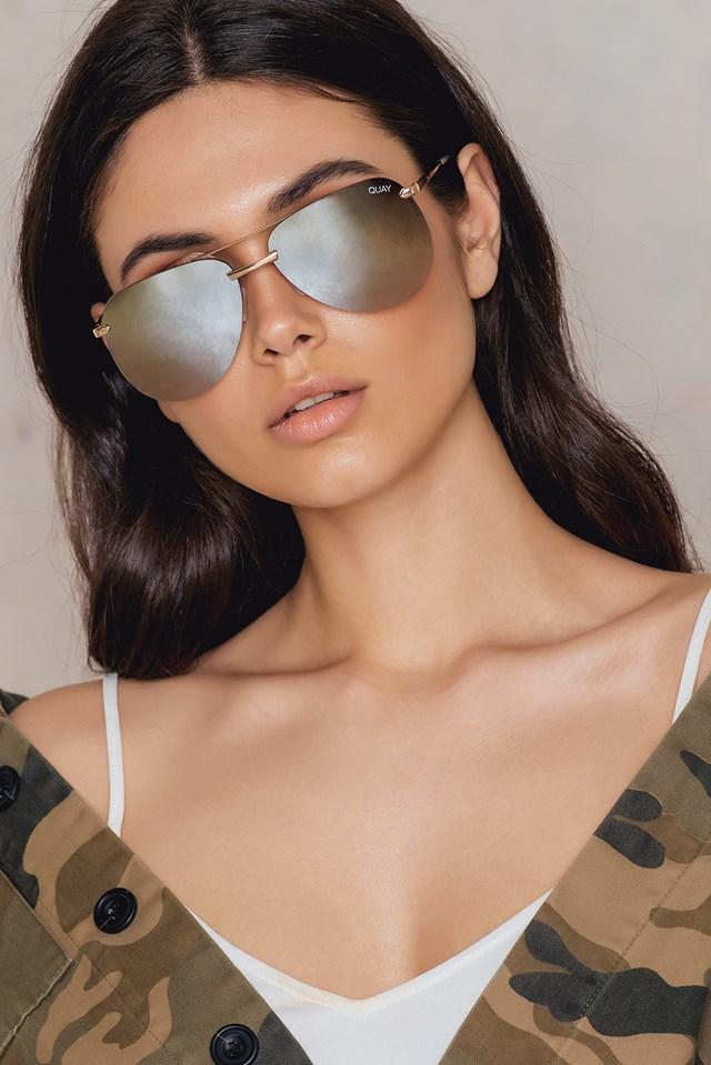 The Playa Gold/Brown Lens