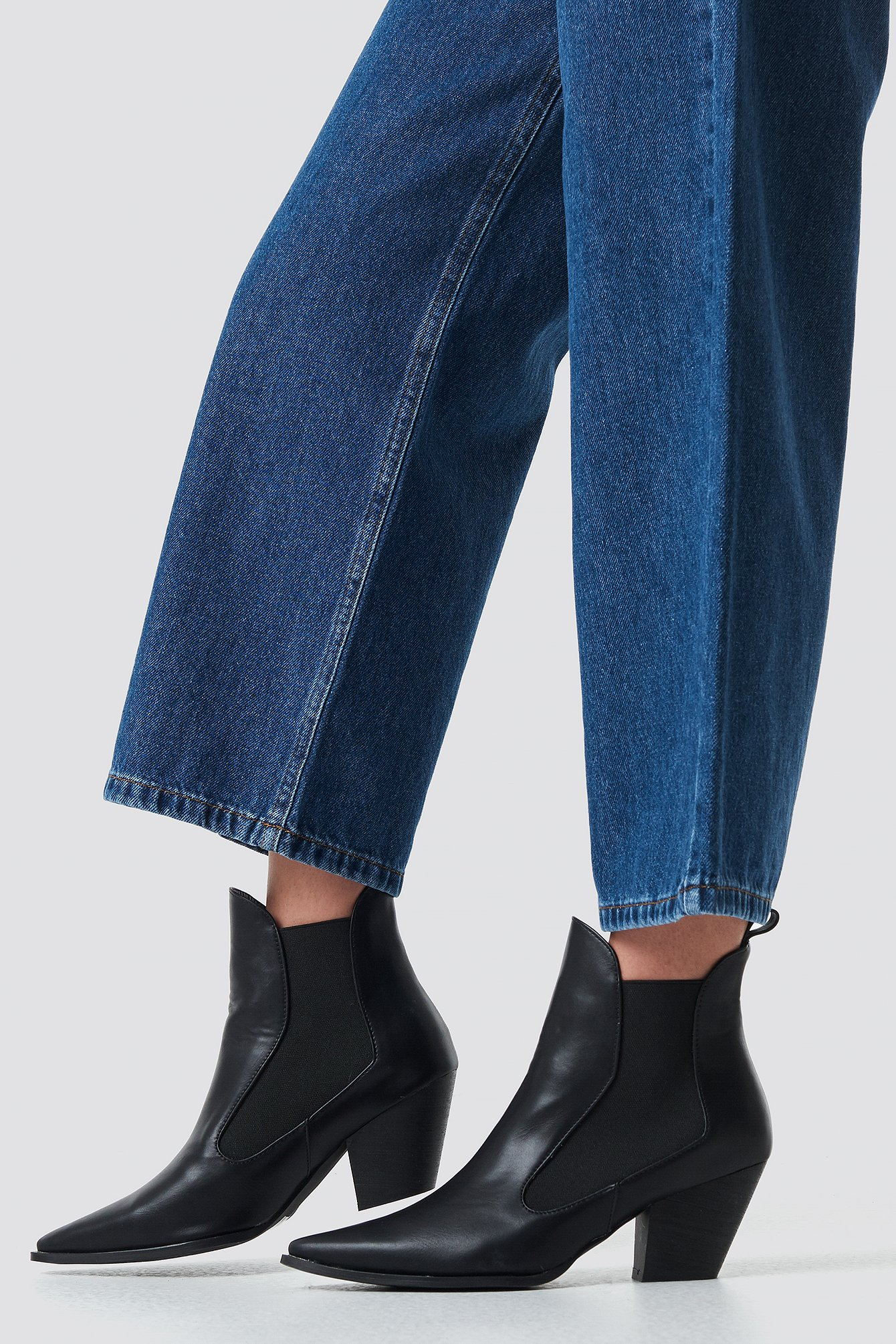 Flick Ankle Boot NA-KD.COM