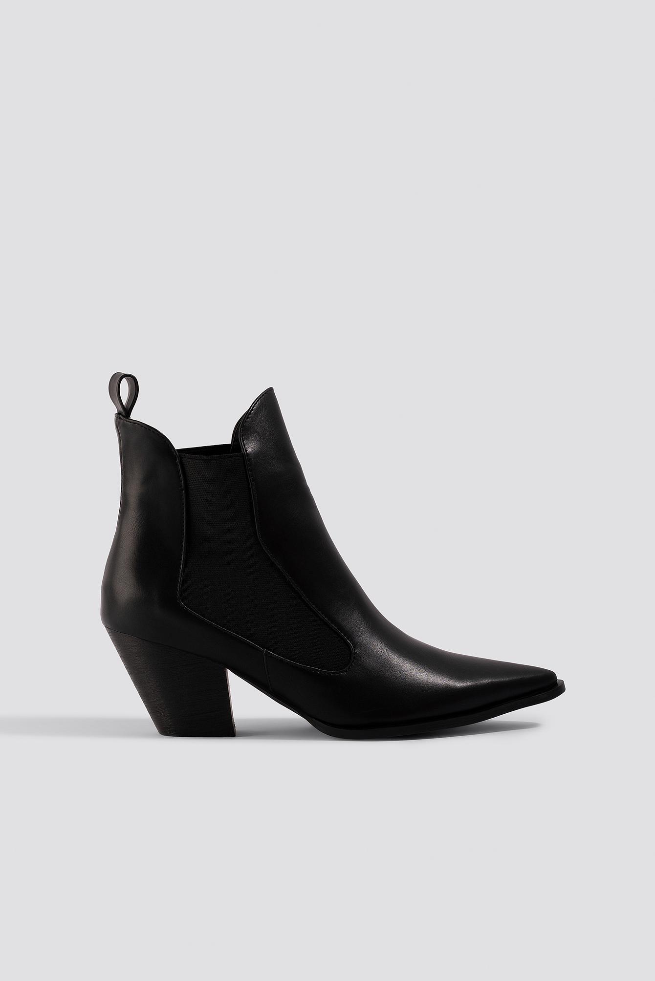 raid -  Flick Ankle Boot - Black